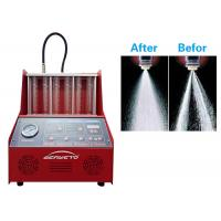 Best Stp Petrol Ultrasonic Injector Cleaner Machine Strong Testing 27kg Weight wholesale