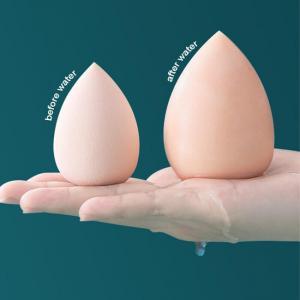 Best Custom Logo Non Latex Polyurethane Makeup Sponge Egg wholesale