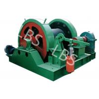 Best Low Speed Electric Rope Winch For Lifting / Dragging , Electric Marine Winch wholesale