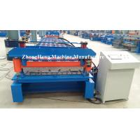 Quality metal roofing iron sheet zink metal building material cold roll forming machine from machinery wholesale