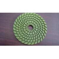 Best Hot selling Diamond polishing pads for glass polishing,3 step polishing pads wholesale