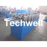 Best Steel Furring Channel Cold Roll Forming Machine For Steel Roof Ceiling Truss wholesale