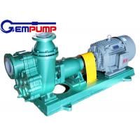Best FZB Fluoroplastic alloy Self Priming Centrifugal Pump acid red Cast Iron strong alkali pump wholesale