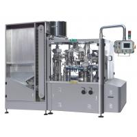 ZHF-160 High-speed double heads Tube Filler and Sealer