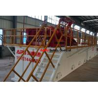 Cheap Supply the high quality drilling mud solids control system for oil rig for sale