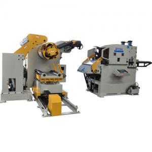 China Automatic Feeding Sheet Metal Decoiler Punching Machine Peripheral Equipment on sale