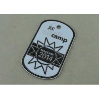 Best MACCABI Personalized Dog Tags By Aluminum Stamped With Soft Enamel wholesale