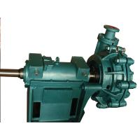 China Electric Fuel Ash Slurry Pump , Mining Slurry Pump Singe Stage Motor Power on sale