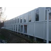 Buy cheap Wind Resistance Container Clinic Prefabricated 20ft With Medical Facilities from wholesalers
