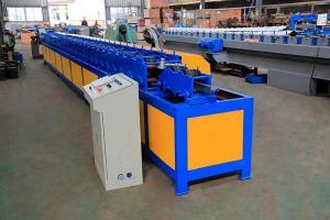 Best T Profile 2.0mm Roller Shutter Door Roll Forming Machine wholesale