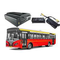Best 3G Bus Passenger Counter , Vehicle DVR Camera System With RS232 / RS485 Protocol wholesale