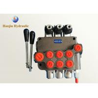 Buy cheap Hand Operated Directional Control Valve For Open And Closed Centre Hydraulic Systems from wholesalers