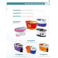 Buy cheap 360Spin Mop & Mop Bucket from wholesalers
