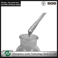 Low Friction Zinc Flake Coating / Zinc Nickel Plating Good Heat Resistance JH