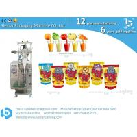 Best Automatic Liquid Ketchup paste shampoo fruit Juice water tomato Sauce Sachet Packing Machine wholesale