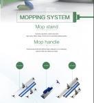 Aluminum mop stand+Plastic mop stand