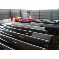 China DIN 30670 Fusion Bonded Epoxy Coated Steel Pipe With Guaranteed Coating Properties on sale