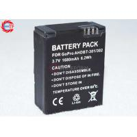 Best EBT-301 1300mAh rechargeable lithium ion battery , Long Life Li Ion Battery Pack wholesale