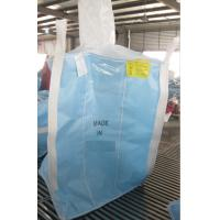 Best TYPE D Conductive Blue PP Jumbo Bags Anti - Sift Anti Static Bulk Bags For Chemical Powders wholesale