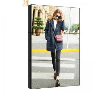 Best ROHS LCD Video Wall Display 1920x1080/4k 3x3 LCD Splicing Screen wholesale