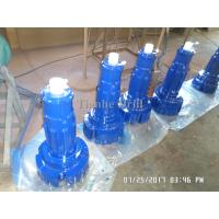 Blue SD12-381 DTH Drill Bit For Waterwell Drilling Foundation SD12 Shank