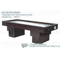 Best Electric Marble Thermal Massage Table - Hot Stone Massage Bed wholesale