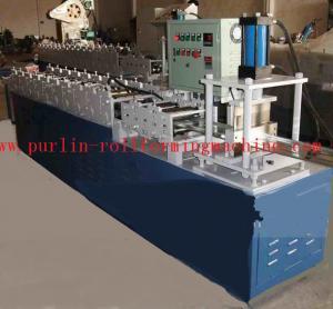 Best Color Steel T Bar Roll Former Machine for Bar Gusset Plate / Light Steel Keel wholesale
