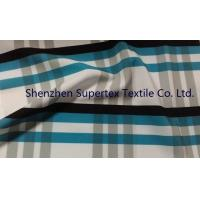 Cheap Polyester Poplin Elastic Stretch Fabric with all over Paper Print for sale