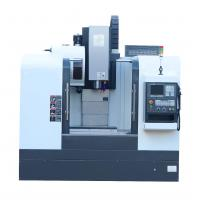 Best Vertical Type Metal Milling Machine , Small 5 Axis CNC Milling Machine wholesale