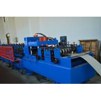 China Section Roof CZ Purlin Roll Forming Machine , Ceiling Purlin C Channel Roll Forming Machine on sale