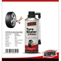 Buy cheap Tire repair spray tubless tyre fix inflator Tire Pump Sealer tyre fix inflator from wholesalers