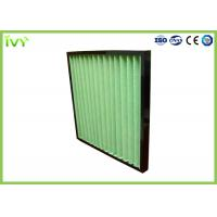 Best G4 Pleated Prefilter Replacement Air Filter Easy Installation With Plastic Frame wholesale