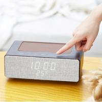 Best Alarm Siren Creative Rechargeable Bluetooth Speaker Sensitive Touch Panel Switch wholesale