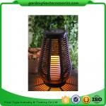 Best Decorative Solar Garden Lights , Vase Shaped Solar Lights For Outside wholesale