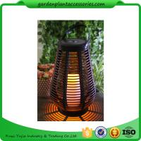 Best Decorative Outdoor Lighting / Rattan Garden Lights For Home Decoration wholesale