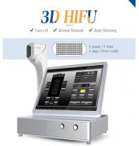 Best Beauty machine Intensity focused ultrasound hifu portable machine body slimming 3d hifu wholesale