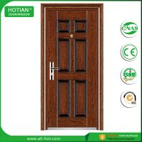 Best Entry security fire proof steel doors used wrought iron gate door prices wholesale