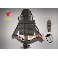 Best Rotary Piling Spare Parts Belling Bucket Easy Installation For Hard Stratum wholesale