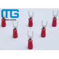Best cheaper price red insulator tube electric cable Insulated Wire Terminals SV TU-JTK wholesale