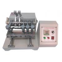 Best Motorized Friction Color Fastness Testing Machine for Fabrics on or in Textiles wholesale