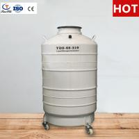 Best TIANCHI Liquid Nitrogen Tank 100L Semen Container Price wholesale