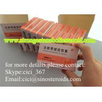 Best Injectable Peptide Human Chorionic Gonadotropin HCG 5000iu For Human Growth CAS 9002-61-3 wholesale