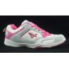 Cheap Comfortable Pink Lightweight Tennis Shoes Anti-skidding For Men / Women wholesale