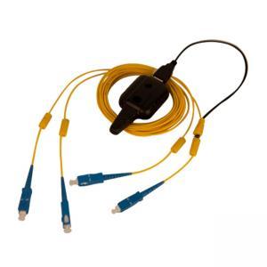 Best Multi Mode OM2 Fiber Optic Patch Cable FC To FC Duplex Tracer Light Durable wholesale