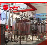 Best Europe popular SUS304L Brewhouse Equipment for Rye Beer/Wheat Beer wholesale