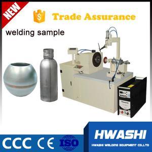 Best Panasonic Automatic MIG welder , Steel Rould Pot Automatic Welding Machine wholesale