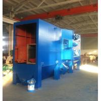 Best High Efficiency Drum Type Shot Blasting Machine Of H Beam With Dust-Removing System wholesale