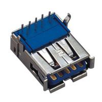 Best Computer Pin Connectors USB 3.0 A Type 9p Right Angle SMT SINK Stype 3.50mm wholesale