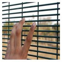 China Anti-climb Anti-cut 358 Fence / 358 Security Fence for wholesales with CE Certificate on sale
