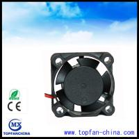 Best High Temperature Brushless 25mm DC Equipment Cooling Fans For Home Appliances wholesale